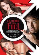 Quiero ser fiel - Colombian Movie Poster (xs thumbnail)