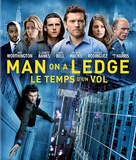 Man on a Ledge - Canadian Blu-Ray cover (xs thumbnail)