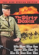 The Dirty Dozen - DVD cover (xs thumbnail)