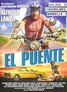 El puente - Spanish Movie Cover (xs thumbnail)