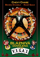Vegas Vacation - Slovak Movie Cover (xs thumbnail)