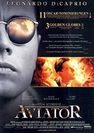 The Aviator - German Movie Poster (xs thumbnail)