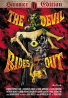 The Devil Rides Out - British Movie Cover (xs thumbnail)
