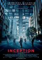Inception - Italian Movie Poster (xs thumbnail)