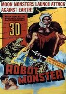 Robot Monster - DVD movie cover (xs thumbnail)