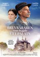 L'incroyable histoire du facteur Cheval - Swedish Movie Poster (xs thumbnail)
