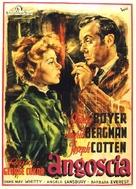 Gaslight - Italian Movie Poster (xs thumbnail)
