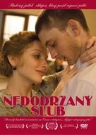 Nedodrzaný slub - Slovak DVD cover (xs thumbnail)