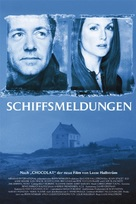 The Shipping News - German Movie Poster (xs thumbnail)