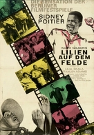 Lilies of the Field - German Movie Poster (xs thumbnail)