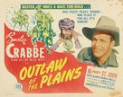 Outlaws of the Plains - Movie Poster (xs thumbnail)