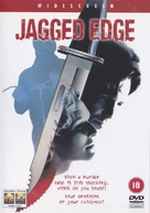 Jagged Edge - British DVD cover (xs thumbnail)