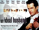 An Ideal Husband - British Movie Poster (xs thumbnail)