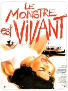 It's Alive - French Movie Poster (xs thumbnail)