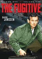 """""""The Fugitive"""" - DVD movie cover (xs thumbnail)"""