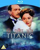 Titanic - British Blu-Ray movie cover (xs thumbnail)