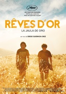 La jaula de oro - Swiss Movie Poster (xs thumbnail)