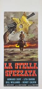 The Broken Star - Italian Movie Poster (xs thumbnail)