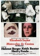 Ash Wednesday - Spanish Movie Poster (xs thumbnail)