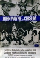 Chisum - Swedish Movie Poster (xs thumbnail)