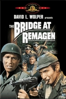 The Bridge at Remagen - DVD cover (xs thumbnail)