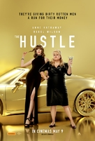 The Hustle - Australian Movie Poster (xs thumbnail)