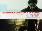The Insider - British Movie Poster (xs thumbnail)