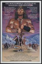 Conan The Destroyer - Advance poster (xs thumbnail)