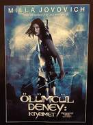 Resident Evil: Apocalypse - Turkish Movie Cover (xs thumbnail)