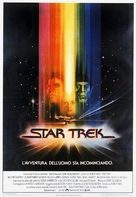 Star Trek: The Motion Picture - Italian Theatrical poster (xs thumbnail)
