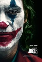 Joker - International Movie Poster (xs thumbnail)