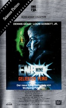 Enemy Mine - German VHS movie cover (xs thumbnail)