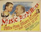 Music for Millions - Movie Poster (xs thumbnail)