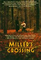 Miller's Crossing - German Movie Poster (xs thumbnail)
