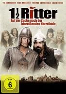 1 1/2 Ritter - Auf der Suche nach der hinreißenden Herzelinde - German DVD cover (xs thumbnail)