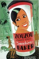 Zouzou - Swedish Movie Poster (xs thumbnail)