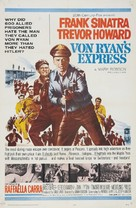 Von Ryan's Express - Movie Poster (xs thumbnail)