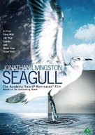 Jonathan Livingston Seagull - Danish DVD cover (xs thumbnail)