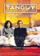 Tanguy - Spanish Movie Poster (xs thumbnail)