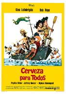 The Private Navy of Sgt. O'Farrell - Spanish Movie Poster (xs thumbnail)