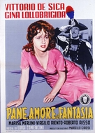 Pane, amore e fantasia - Italian Movie Poster (xs thumbnail)