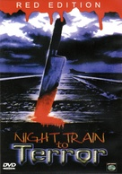 Night Train to Terror - German DVD cover (xs thumbnail)