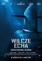 Le chant du loup - Polish Movie Poster (xs thumbnail)