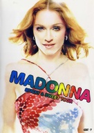 Madonna: Sticky & Sweet Tour - DVD cover (xs thumbnail)