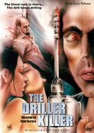 The Driller Killer - Movie Cover (xs thumbnail)