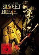Sweet Home - German Movie Poster (xs thumbnail)