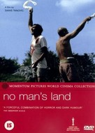No Man's Land - British DVD cover (xs thumbnail)