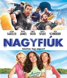 Grown Ups - Hungarian Movie Cover (xs thumbnail)