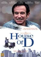 House of D - Danish Movie Cover (xs thumbnail)