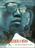 Murder At 1600 - DVD movie cover (xs thumbnail)